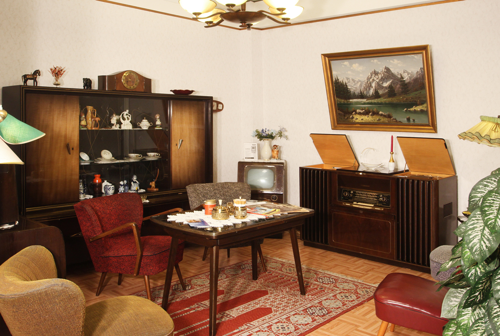 50er Jahre Wohnzimmer Home Image Ideen